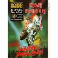 Cover Iron Maiden - Maiden England [DVD]